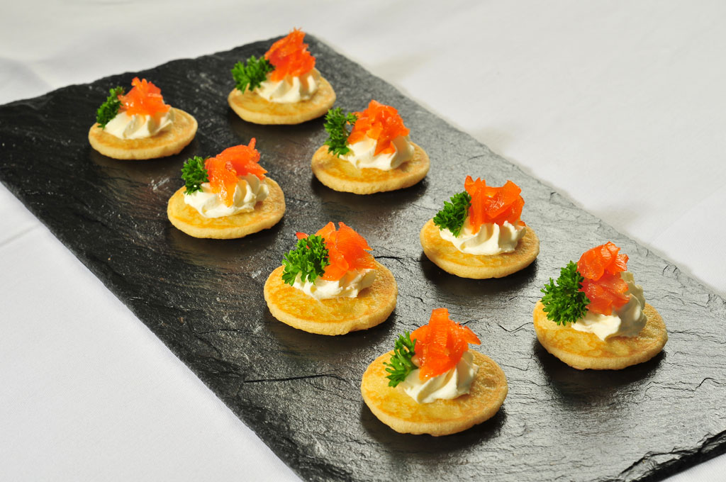 Gallery kings catering company for Canape suppliers